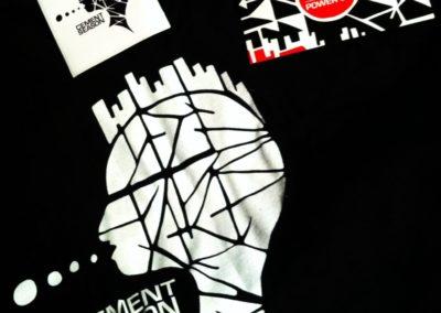 Art by FreshGhost for Cement Season Album Cover